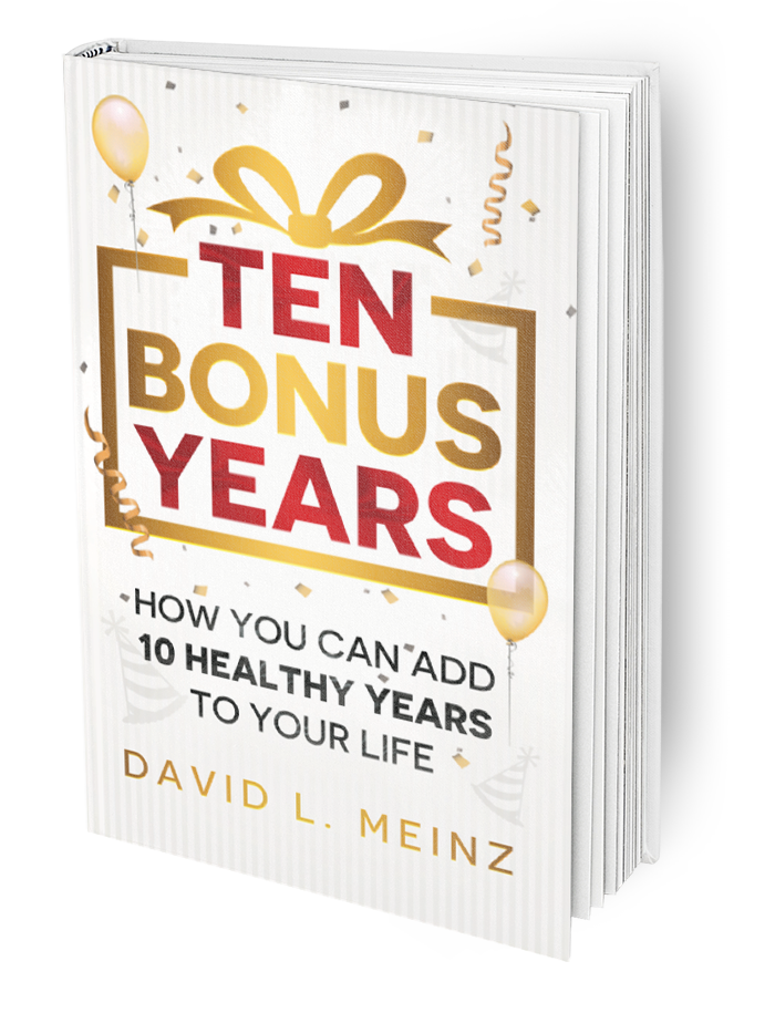 Ten Bonus Years book